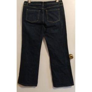 White House Black Market Jeans - White House Black Market Blanc 14 Jeans Dark Wash